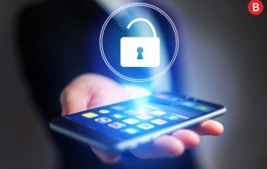 smartfon jako klucz dostępu